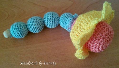 Слингоигрушки для малыша