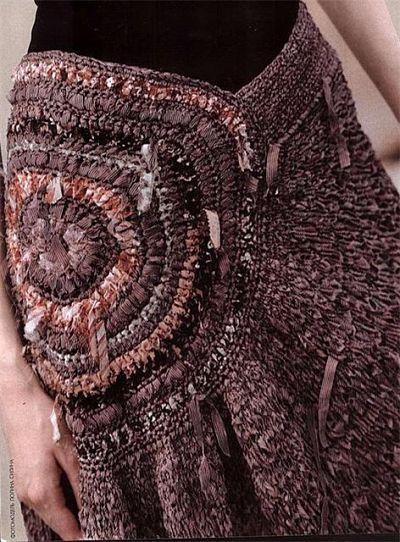 Бабушкины коврики и мода