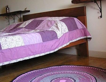 Бабушкины коврики в современном интерьере