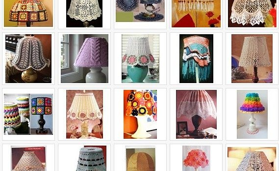 Коллекция абажуров на Gallery.ru