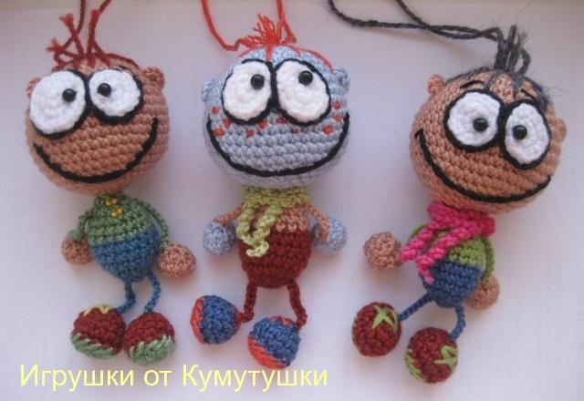 Шустрики Марины Чучкаловой. Мастер-класс